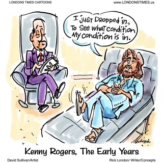 Kenny Rogers Cartoon